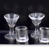 Reutter Glass Martini and Highball Cocktail Glass Set