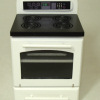 Modern Electric Range Stove with Oven