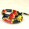 Dollhouse Miniature Coral Snake
