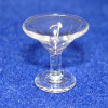 Handcrafted Glass Martini Glass