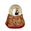 Wedding Bears Water Globe Table Decoration