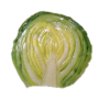 Angie Scarr Handcrafted Half of a Cabbage