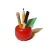 All Through the House Apple Filled Pen and Pencils Holder