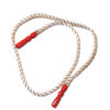Handcrafted Jump Rope with Wood Handles by All Through the House
