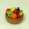 All Through the House Handcrafted Filled Fruit Bowl