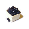 All Through the House Handcrafted Filled Carton of Blueberries