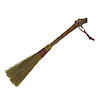 All Through The House Fireplace or Halloween Witch Broom