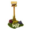 Bird Feeder Garden Display