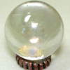 All Through the House Handcrafted Crystal Ball