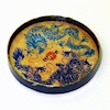 Alice Zinn Handcrafted Asian Dragon Tray