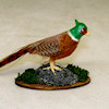 Alice Zinn Handcrafted Mounted Pheasant Bird