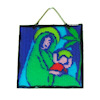 Alice Zinn Stained Glass Sun Catcher - Madonna and Child