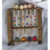 Wood Croquet Game Set