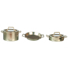 Metal Cooking Pot Set