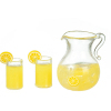 Orange Lemonade Set