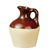 Rustic Wine or Moonshine Jug