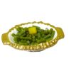 Bette Accola Handcrafted Green Beans in Bowl