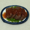 Bette Accola Handcrafted Meat Loaf Platter