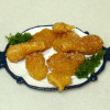 Bette Accola Handcrafted Platter of Southern Fried Chicken