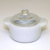 Casserole Dish with Clear Glass Cover