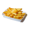Large Tray of French Fries