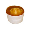 Handcrafted Cup of Mashed Potatoes and Gravy