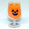 Jack O Lantern Halloween Pumpkin Punch Cocktail