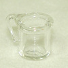 Real Glass Coffee Mug