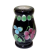 Handcrafted Floral Glass Flower Vase