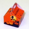 Halloween Bakery Cake Donuts or Cookies Box Kit with Window
