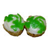 Handcrafted Irish St. Patrick's Day Shamrock Cupcakes