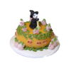Handcrafted Halloween Haunted Witch Cake