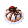 Handcrafted Halloween Giant Spider Cake