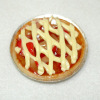 Handcrafted Lattice Crust Apple Pie