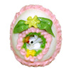 Handcrafted Panorama Egg with Easter Bunny
