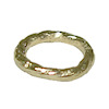 Miniature Don Henry 10k Gold Twist Bangle Bracelet