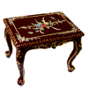 Bespaq Madeline Rose Baroque Piano Bench