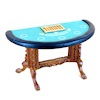 Dollhouse Bespaq Grande Casino Handcrafted Blackjack Table