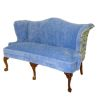 Bespaq Limited Edition Blue Sofa Couch Print Sides and Back