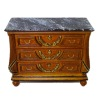 Bespaq Antoinette Gilded Console With Fancy Top