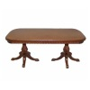 Bespaq Martinique Walnut Dining Table