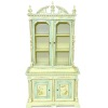 Bespaq Dauphine Handpainted Bookcase Display Case
