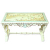 Bespaq Handpainted Dauphine Library Table