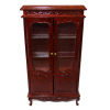 Bespaq Mahogany China or Curio Cabinet