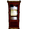 Bespaq Royal Marrakesh Exotic Mahogany Display Cabinet