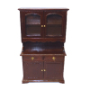 Bespaq Mahogany Kitchen or Dining Room Cabinet
