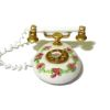 Brooke Tucker Rose French Phone Telephone