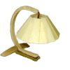 Brooke Tucker Working Modern Bentwood Table Lamp