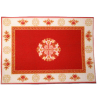 Brooke Tucker Asian Theme Area Rug Velvet Paper