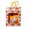 Halloween Scene in Dollhouse Size Shopping Bag